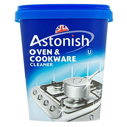 Astonish Oven Cookware Cleaner Cleaning Grease Remover 500 Grams Kitchen Tools And Gadgets