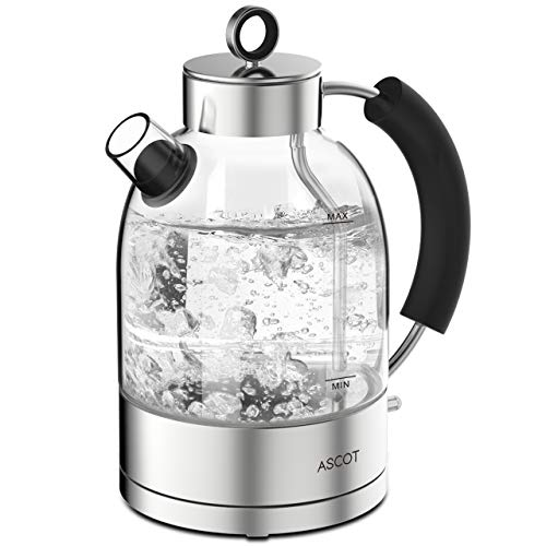 glass electric kettle glass water kettle with fast. Black Bedroom Furniture Sets. Home Design Ideas